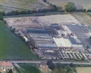 York Garden Centre 1981